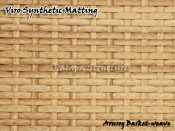 Viro Basket Reed Matting