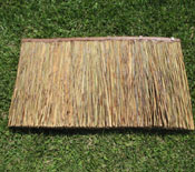 Reed Thatch Panel