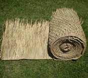 Palm Thatch Roll