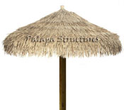 Single Pole Synthetic Palapa