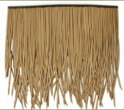 Synthetic Thatch Shingle
