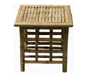 Bamboo Table- Short End