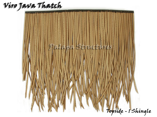 Synthetic Thatch Roofing Artificial Thatch Roofing